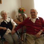 Maria und Walther Boch feiern Eiserne Hochzeit