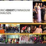 Friedrich-Ebert-Gymnasium: Chronik 2015/16 -Traditionell und dennoch neu