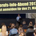 Berufs-Info-Abend am FEG: Jetzt anmelden für den 21. März 2017