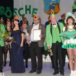 Frösche Prunksitzung mit vollem Programm – Diljemer Karneval mit OB-Unterstüzung
