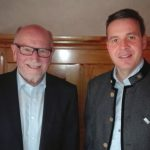 Stadtrat Richard Bader zum 70. Geburtstag