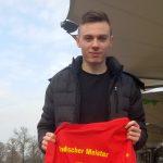 TV Germania: Nico fliegt zum Titel – Badischer Hallenmeister im Weitsprung