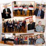 Verbund Nußlocher Selbständiger übergibt 5.000 € Spenden