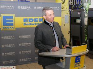 Oberbürgermeister Hans Reinwald