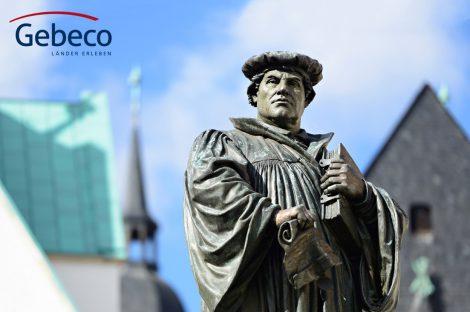 Seilers Reisetip: Studienreise Luther-Jahr 2017 – Städte der Reformation