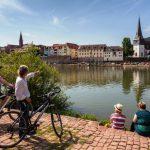 Neue Übersichtskarte für den Neckartal-Radweg erschienen