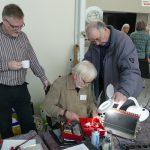 Neue Location: Repair-Café im evangelischen Gemeindehaus Dilje gut besucht