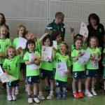 KuSG Handball Minispielfest – </br>Leimener Minis und Superminis am Start
