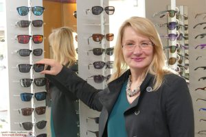 Augenoptiker-Meisterin Ute Blessing