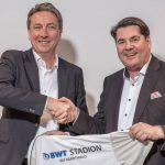 """SV Sandhausen: Aus Hardtwaldstadion wird """"BWT-Stadion am Hardtwald"""""""
