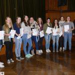 Sandhausen ehrte 278 erfolgreiche Sportlerinnen und Sportler des Jahres 2016