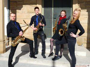 Das Saxofonquartett