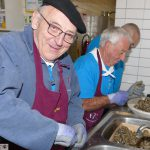 Französische Spezialitäten und gute Laune beim 40. Andernoser Austernfest in Nußloch