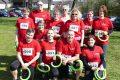 Optimale Bedingungen: Sankt Ilgener Germanenläufe lockten 365 Sportler auf die Strecke