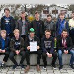 Jugend trainiert für Olympia: FEG-Handballer erreichen den 3. Platz im Landesfinale