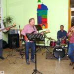 Offene Tür bei der Musikschule Leimen – Abschluß mit Jam-Session der Lehrer