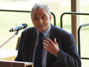 Bruno Sauerzapf, CDU-Fraktionsvorsitzender im Kreistag des Rhein-Neckar-Kreises