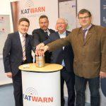 KATWARN im Rhein-Neckar-Kreis: Nach Probealarm über 31.000 Nutzer