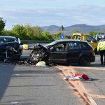 Leimen: Frau verstirbt an schweren Verletzungen nach Verkehrsunfall auf der B3