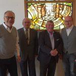 Evangelischer Gemeindeverein Leimen feiert, spendet und sucht neue Mitglieder