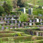 Prüfung der Standsicherheit von Grabmalen auf den Leimener Friedhöfen
