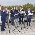 Musikalischer Ostergruß der SFK für die Bewohner des Dr. Ulla-Schirmer-Hauses