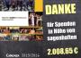 Friedrich-Ebert-Gymnasium Chronik: </br>Danke für Ihre Unterstützung