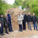 Verkehrsministerium fördert Radverbindung am Hang zwischen Leimen und Heidelberg