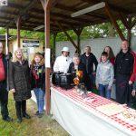 Bogensaison beim SSV St. Ilgen eröffnet – Bogengelände am Fischwasser bereit