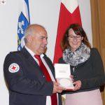 DRK Leimen feierte 125-jährigen Bestehen und erhielt die Henry-Dunant-Medaille
