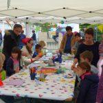 Phantasievoller Kindertag im CZH: Spiel und Spaß an vielen Stationen