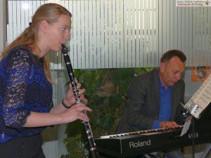 Laura Kettenring und Alexander Burghardt