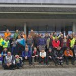 Geocacher sammelten Müll beim 3. Mondspritzer-CITO in Nußloch