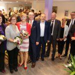 Einweihung und Amtseinführung im Nußlocher Haus Rheinblick der ev. Heimstiftung