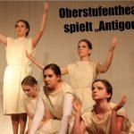 """Theater am Friedrich-Ebert-Gymnasium: </br>""""Antigone"""" – Eine Tragödie par excellence"""