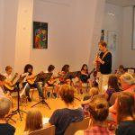 "Zirkus Musico""  der Musikschule am 15. April in der Aegidiushalle"