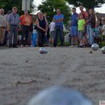 Partnerschaftstreffen I – Tourismusprogramm und Parkfest statt Bouleturnier