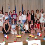 Partnerschaftstreffen II -Empfang der Stadt Leimen und großer Festabend