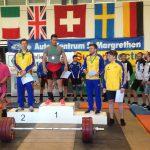 Gewichtheben: Josef Hesse vom AC Germania St.Ilgen siegt beim Alpencup in Rorschach