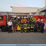 Feuerwehr – Grundausbildung im Unterkreis Walldorf erfolgreich beendet