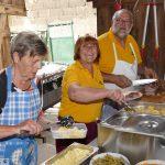 Ochsenbach als Wallfahrtsort: </br>Der Lammbraten der Freien Wähler lockte