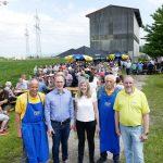 Hunderte pilgerten zum Sandhäuser Strangfest – Lag's an der Gulaschsuppe oder der FDP?