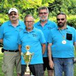 Vize-Meisterschaft für Nußlocher Minigolf-Senioren – Aufstieg in die Verbandsliga