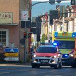 """Leimen: Auto """"übersieht"""" Motorrad – </br>Biker bei Unfall schwer verletzt"""