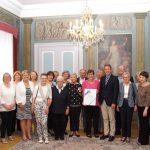 Mittwochsgruppe erhält Kulturmedaille in Gold – In 30 Jahren über 300.000 € gespendet