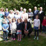 Sandhäuser Kindergärten erhalten insgesamt 15.000 € Spenden zur Sprachförderung
