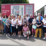 Besuch aus Andernos in Nußloch: 40-jährigen Jubiläum der Städtepartnerschaft