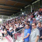 Gut 500 Zuschauer sahen Trainingsauftakt und Kaderpräsentation des SV Sandhausen