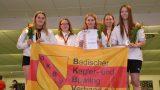Keglervereinigung Nußloch – Weibliche Jugend gewinnt Dt. Meisterschaft