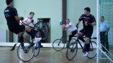 Leimener Radballer punkteten in der Verbandsliga